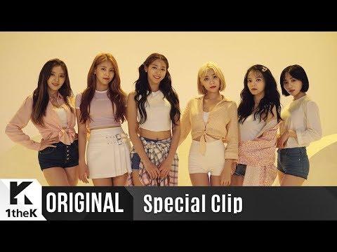 Special Clip(스페셜클립): AOA _ Bingle Bangle(빙글뱅글) - Thời lượng: 3:45.