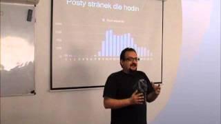 Foto z akcie Prednáška prednáša Josef Šlerka.