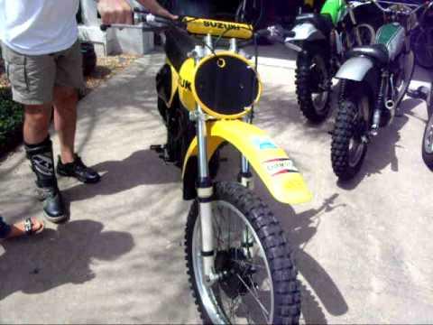 Dino's 1977 RM250