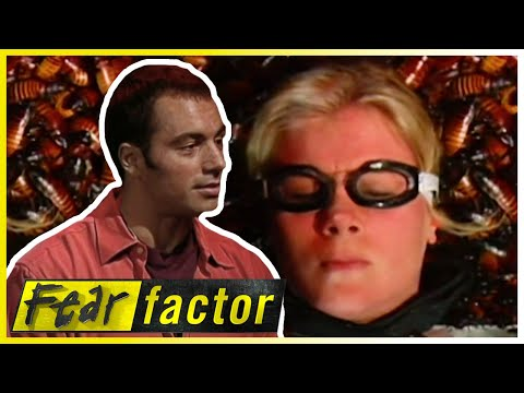 SNAKE Coffin (Celebrity SPECIAL) 🐍| Fear Factor US | S02 E10 | Full Episodes | Thrill Zone