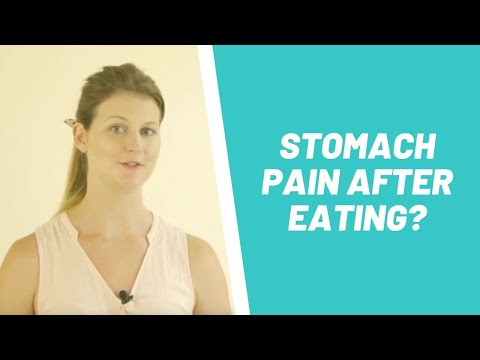 Stomach Pain After Eating? 3 Reasons Your Stomach Hurts & How To Solve It