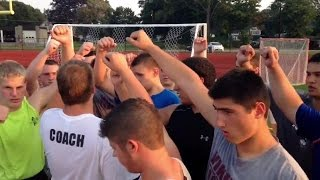 Football season opens in East Lyme