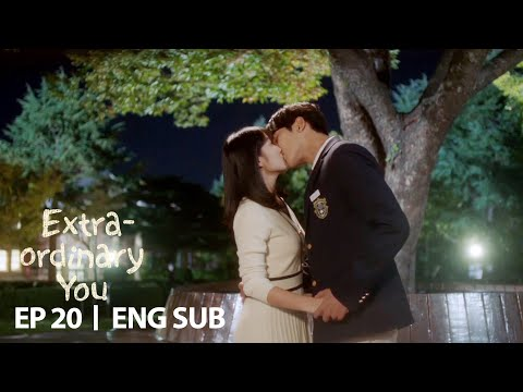 Ro Woon Kisses Kim Hye Yoon [Extra-ordinary You Ep 20]