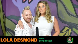 Lola Desmond (Model and Makeup Artist) Interview with Material Boy