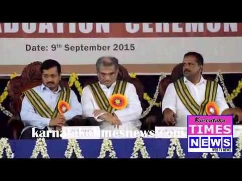 Delhi CM Arvind Kejriwal visits Dharmasthala