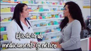 Momento Clinic Farma - Eficácia do medicamento genérico