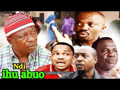 Ndi Ihu Abuo 1 - 2018 Latest Nigerian Nollywood Igbo Movie Full HD