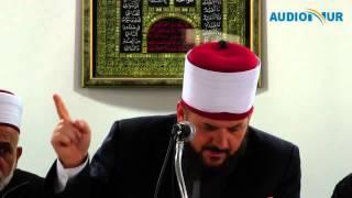 Tribunë Islame Istog 2014 - Hoxhë Shefqet Krasniqi