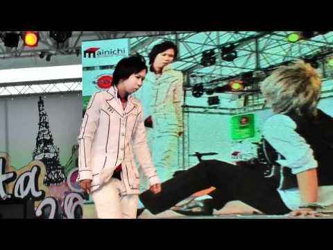 Cosplay Contest in Japan Festa in Bangkok 2010 Team 6: Vampire Knight