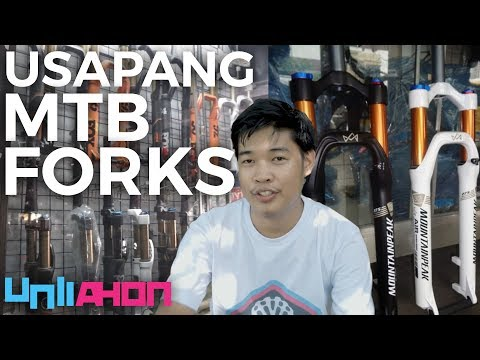 Usapang MTB Fork - Suspension Fork Upgrade Guide and Tips