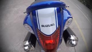 9. 2017 Suzuki GSX1300R Hayabusa India ( LIMITED EDITION )  walk around + short ride