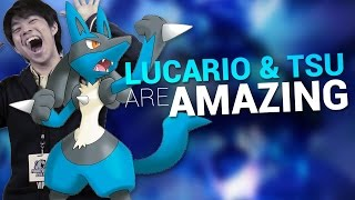 Lucario Is AMAZING – Lucario Analysis (1.1.6) – Super Smash Bros Wii U – TSM ZeRo