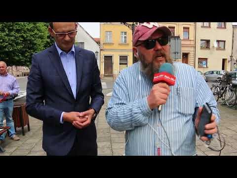 Wideo1: Ławeczka Radia Elka i Alberts już w Poniecu
