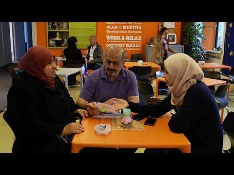 Ολλανδία: Το «Σχέδιο Άινσταϊν» φέρνει κοντά πρόσφυγες και ντόπιους!…