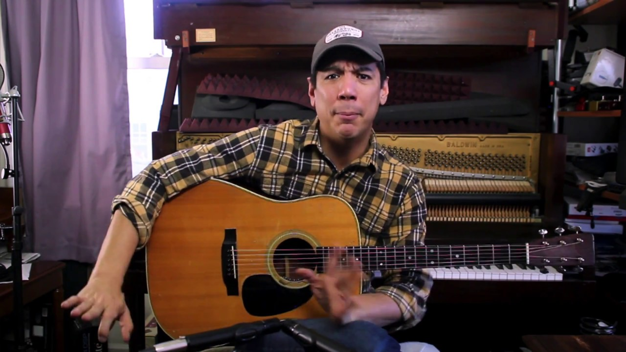 The Best Acoustic Guitar in the World – Guitar Tuesday VLOG005