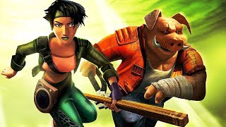 FILM COMPLET DISPONIBLE ICI https://www.youtube.com/watch?v=Xg-vpCiMUQkBande annonce et Trailer du jeu Beyond Good and Evil● Promo JEUX PC -70% CLICK HERE ►https://www.instant-gaming.com/fr/?igr=gmlpromoEditeur : UbisoftDéveloppeur : Ubisoft MontpellierSortie France : 4 Décembre 2003Genres : Aventure, ActionThèmes :  Science-fiction, Alien Animation--