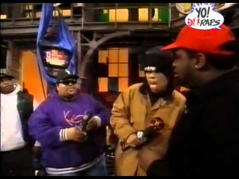 Redman – Source Award Winner 1992  @ Yo MTV Raps (HQ)
