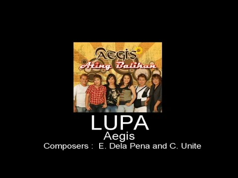 Aegis - Lupa (Lyrics Video)