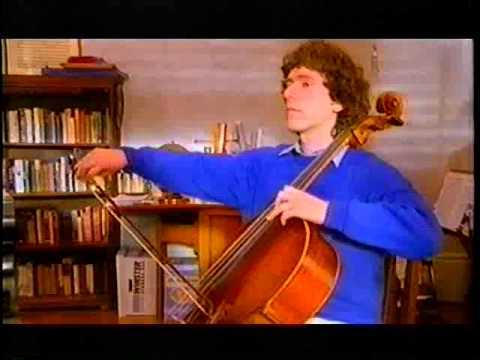Cello Concerto No. 1 Camille Saint-Saens (Presentador: Dudley Moore)