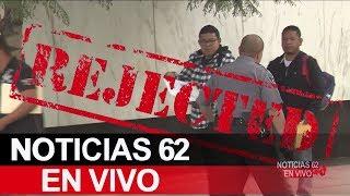 Solicitudes rechazadas para inmigrantes que buscan estatus migratorio. – Noticias 62. - Thumbnail