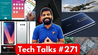 New Channel: https://goo.gl/Jz6p5KNamaskaar Dosto, Tech Talks ke is Episode mein maine aapse kuch interesting Tech News Share ki hai jaise Nokia 8 Launch, Jio Phone Delivery, Google Search Lite, Micromax Canvas Infinity, Mi Home Delhi aur bahut kuch. Mujhe umeed hai ki yeh video aapko pasand aayega.Share, Support, Subscribe!!!Subscribe: http://bit.ly/1Wfsvt4Android App: https://technicalguruji.in/appYoutube: http://www.youtube.com/c/TechnicalGuruji Twitter:  http://www.twitter.com/technicalgurujiFacebook: http://www.facebook.com/technicalgurujiFacebook Myself: https://goo.gl/zUfbUUInstagram: http://instagram.com/technicalgurujiGoogle Plus: https://plus.google.com/+TechnicalGurujiWebsite: https://technicalguruji.in/Merchandise: http://shop.technicalguruji.in/About : Technical Guruji is a YouTube Channel, where you will find technological videos in Hindi, New Video is Posted Everyday :)