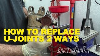 Video How To Replace U-Joints 2 Ways MP3, 3GP, MP4, WEBM, AVI, FLV Juni 2018