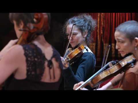 LETTRES INTIMES by QUATUOR VOCE // Bartók, Schulhoff, Janáček