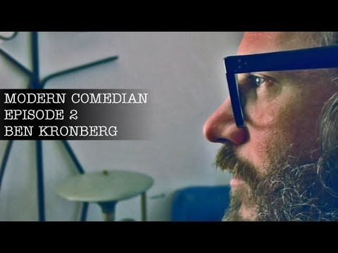 "Modern Comedian - Episode 02 - Ben Kronberg ""Jokebook"""