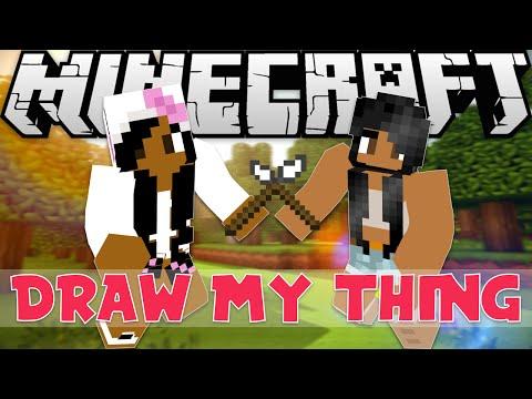 Minecraft: Draw My Thing w/ Alexis Ariel (видео)