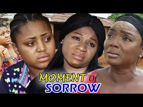 Moment Of Sorrow 5&6 - Chioma Chukwuka & Regina Daniels Latest Trending Nigerian Nollywood Movie