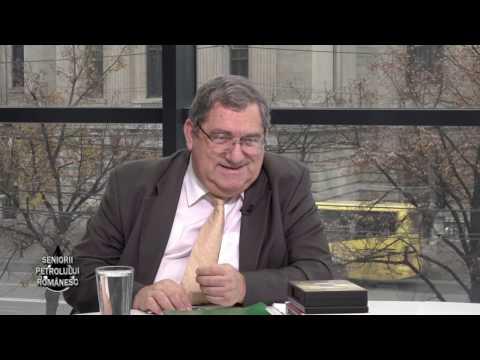 Emisiunea Seniorii Petrolului Românesc – 10 decembrie 2016 – Invitat, Ion Cucui