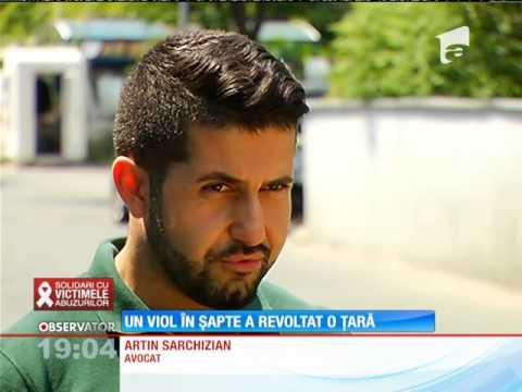 Violul celor şapte tineri din Vaslui a revoltat o ţară (видео)