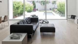 Современный трехэтажный частный дом Parede 11 от Humberto Conde