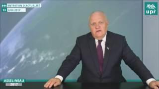 Video Bilan des législatives : L'analyse de F Asselineau MP3, 3GP, MP4, WEBM, AVI, FLV Juni 2017