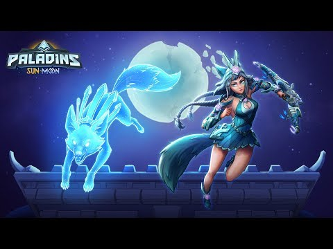 Paladins - Champion Teaser - Io, The Shattered Goddess