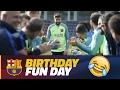 Piqué  - Vídeos de Piqué del F.C. Barcelona