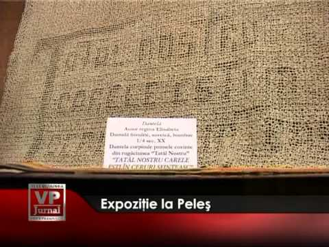 Expoziţie la Peleş