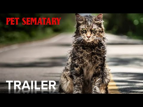 PET SEMATARY | Official Trailer | Paramount Movies