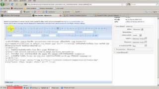จูมล่า : การติดตั้ง Joomla Editor