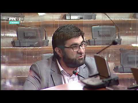 Obraćanje u Skupštini 27. 04. 2021. g. – Narodni poslanik SPP-a dr. Jahja Fehratović