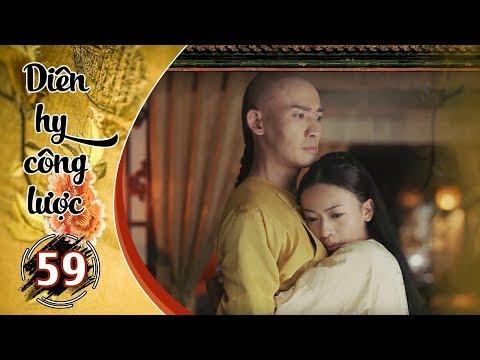 Diên Hy Công Lược - Tập 59 FULL (vietsub) | Phim Cung Đấu Trung Quốc đặc sắc 2018 - Thời lượng: 46 phút.