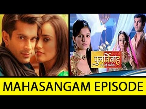 Zoya & Asad's MAHASANGAM SPECIAL EPISODE in Qubool Hai 8th July 2013 FULL EPISODE