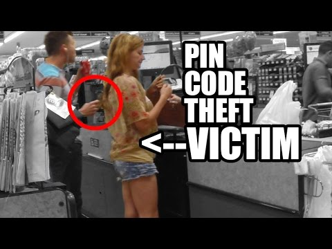 how to - This is a new way for bad guys to steal your ATM pin code using an iPhone without you noticing at all BUT there is a really simple way to prevent it from happening. PLEASE CONSIDER SUBSCRIBING:...