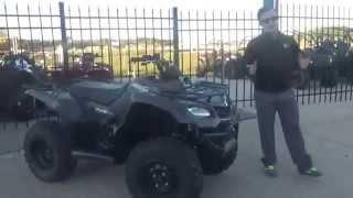 10. Suzuki KingQuad 400 at Big 1 Motorsports