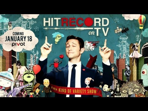 on - Ladies and gentlemen :oD Here's a first look at the TV show I've been working on all year, HITRECORD ON TV! It's a half-hour variety show with short films, l...