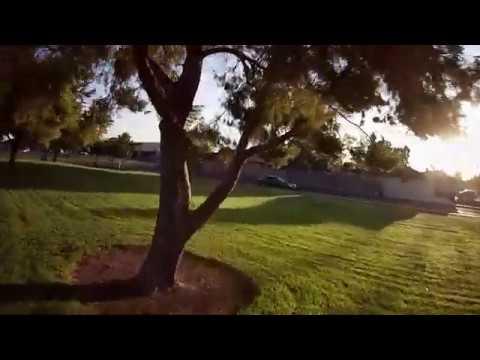 Geprc Cinepro 4k - Fat Shark Attitude V5 OLED 1st Park Flight
