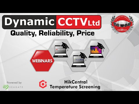 HikCentral Temperature Screening Webinar