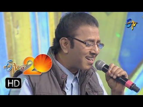 VandeMataramSrinivas-Kalpana-Performance-RabbaruGajulu-Song-in-Sangareddi-ETV-20-Celebrations
