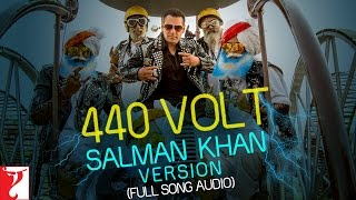 440 Volt Full Song Audio Salman Khan Version Sultan