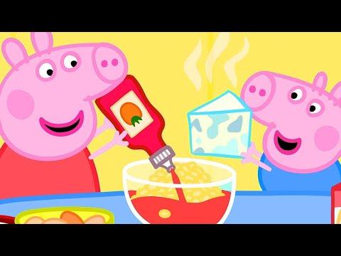 Peppa Pig en Español 🍳 Cocinando con Peppa | Pepa la cerdita